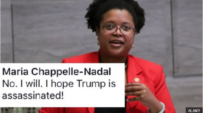 Image result for Maria Chappelle-Nadal