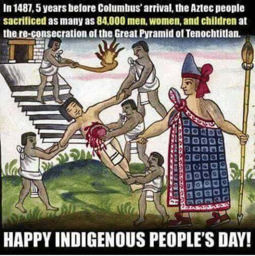 Indigenous People's Day